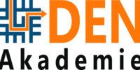 DEN Akademie Logo Farbe-Bildschirm